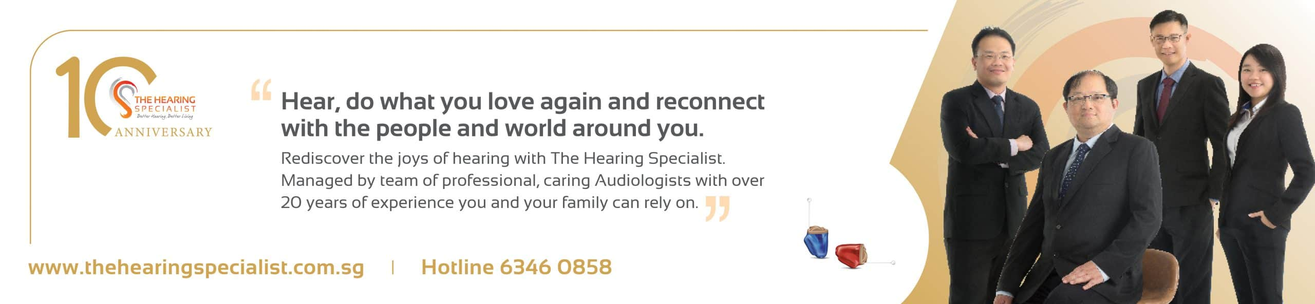 The Hearing Specialist Group