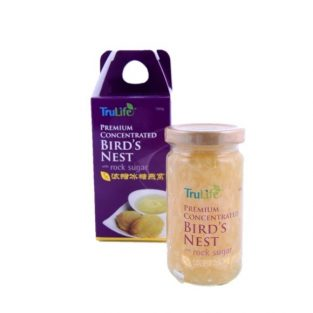 TruLife Concentrated Premium Bird's Nest with Rock Sugar